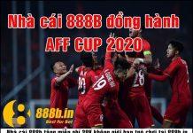 Nhà cái 888b đồng hành cùng AFF CUP 2020